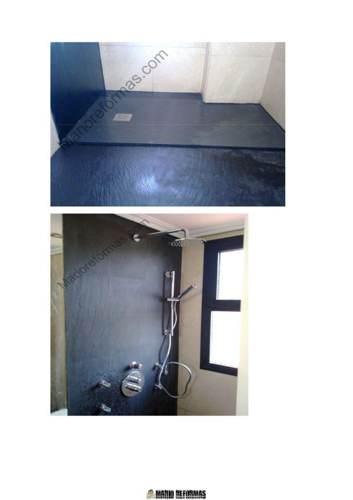 Reforma baño Majadahonda