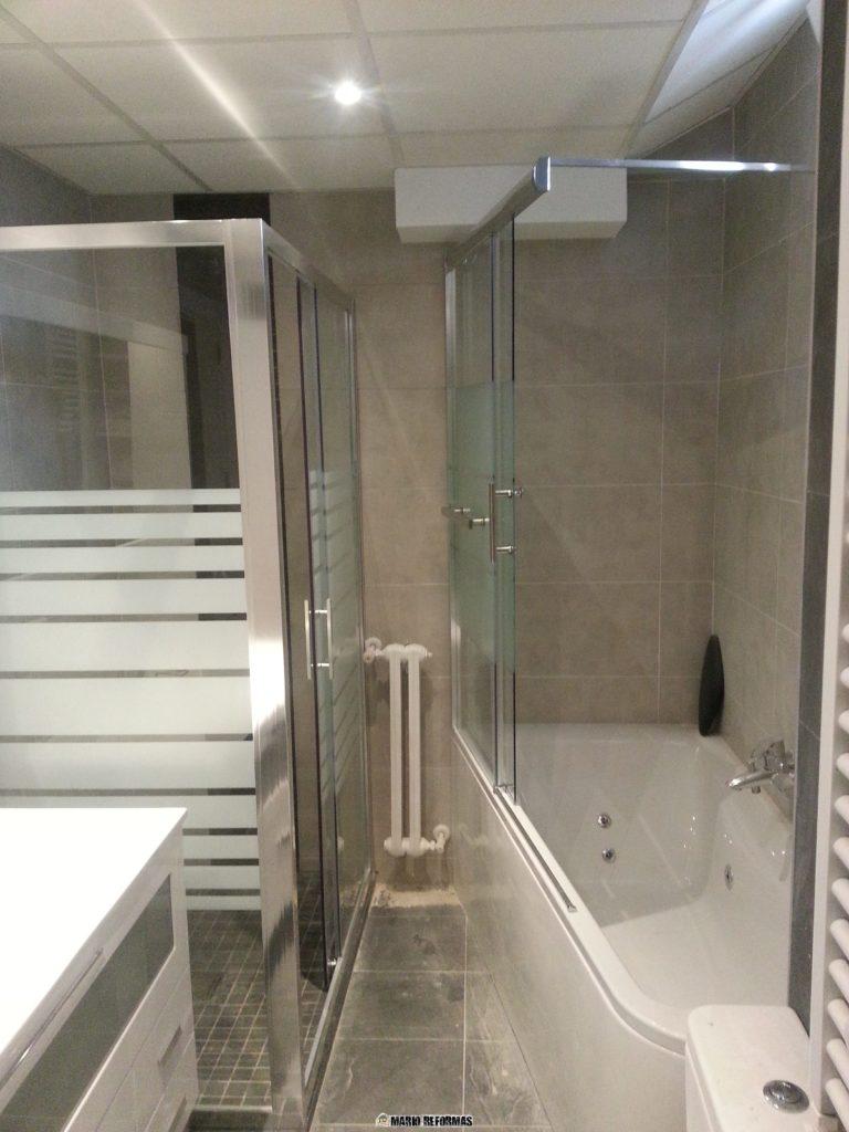 Reforma del baño en Madrid