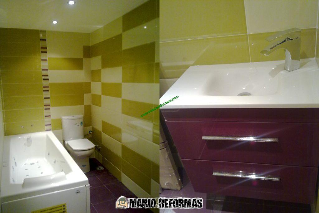Reforma baño Mostoles scaled