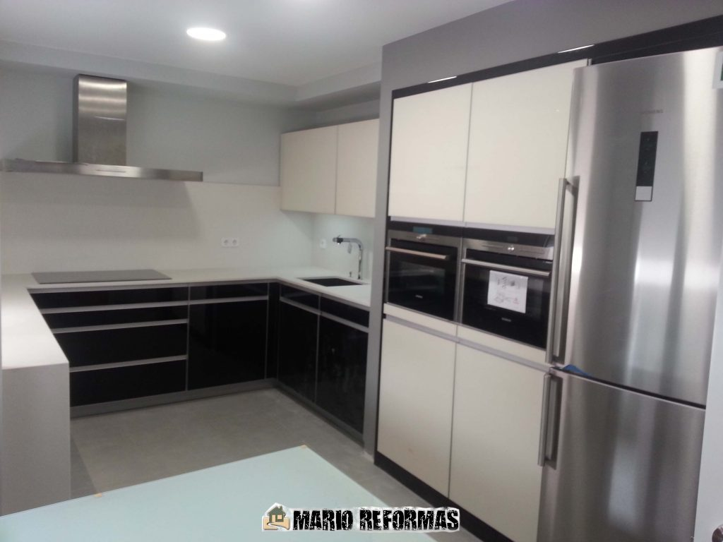 Reformas cocina Madrid scaled