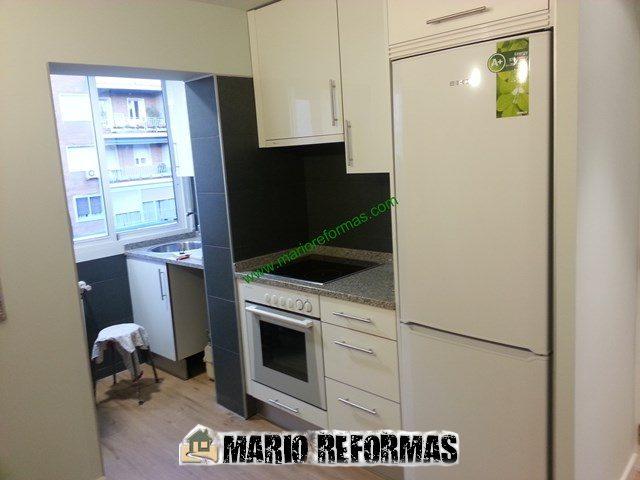 reforma cocina m