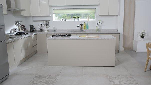 suelo cocina