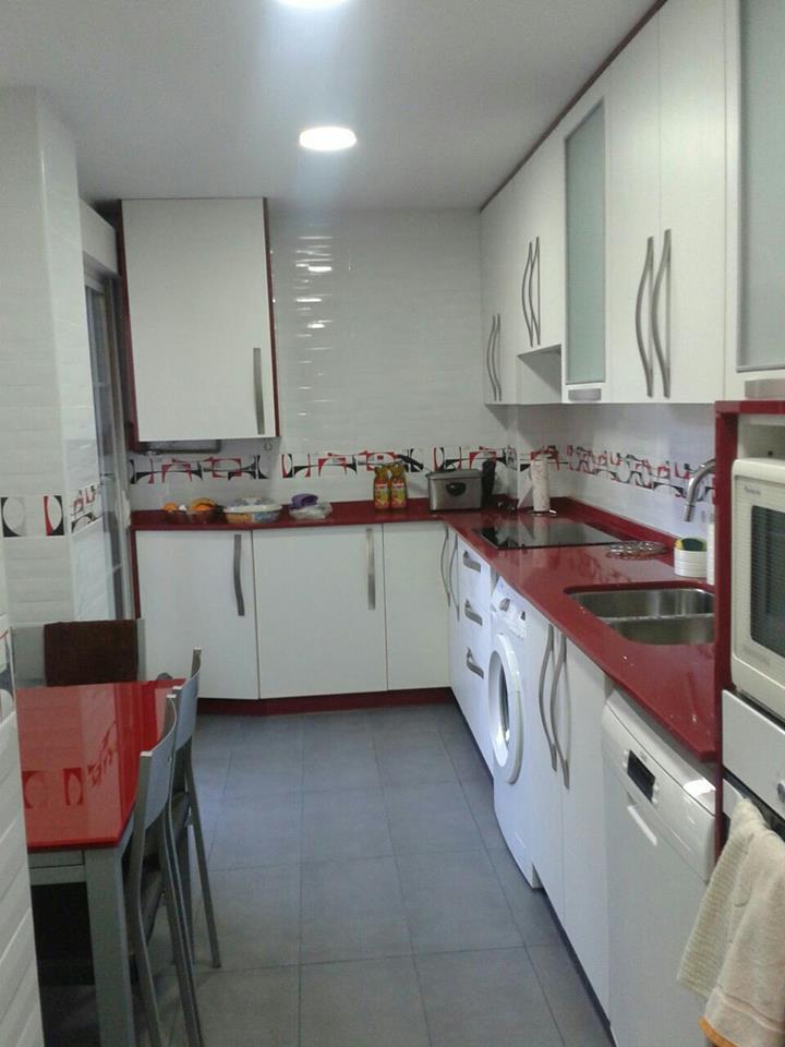Reforma integral cocina en madrid
