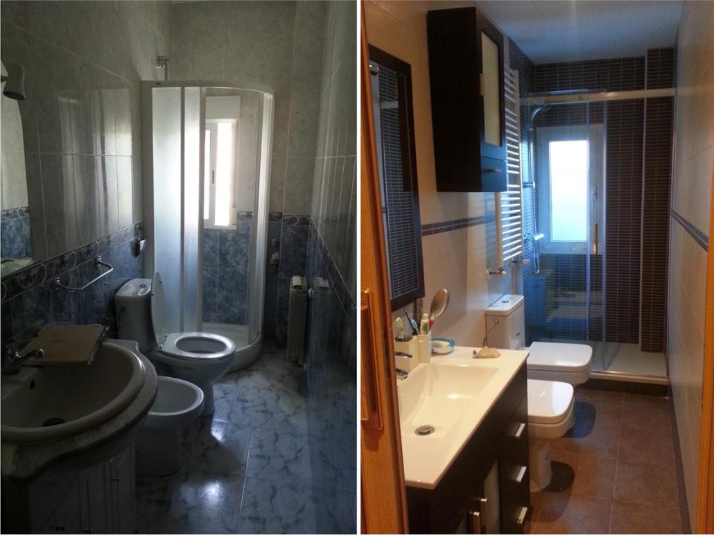 reforma integral baño Madrid