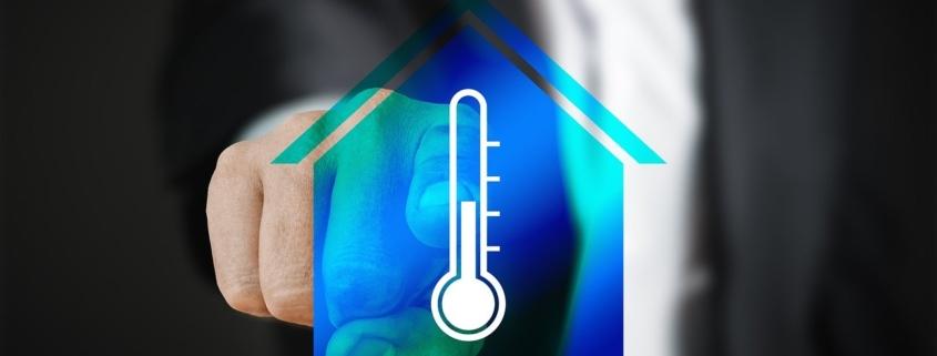 Temperatura en casa