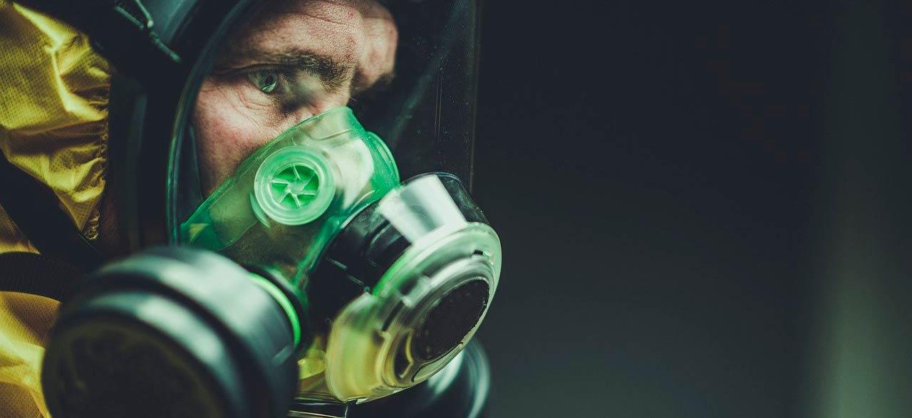 Desinfectar con ozono