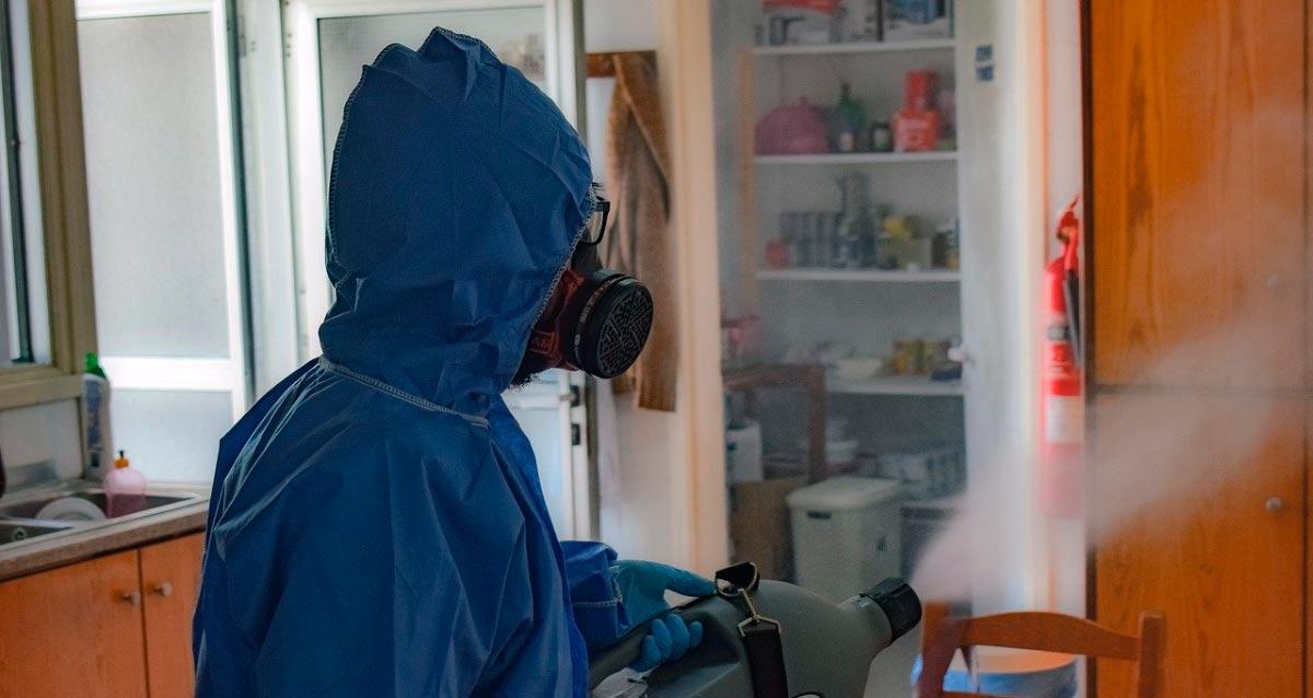 ozono en las desinfecciones